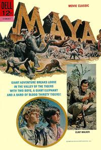 Cover Thumbnail for Maya (Dell, 1967 series) #1