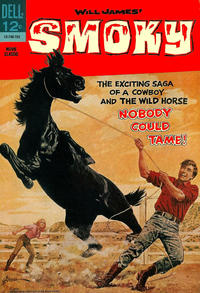 Cover Thumbnail for Smoky (Dell, 1967 series) #746