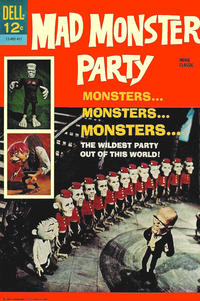 Cover Thumbnail for Mad Monster Party (Dell, 1967 series) #460