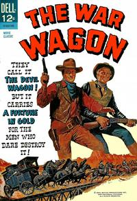 Cover Thumbnail for The War Wagon (Dell, 1967 series) #533