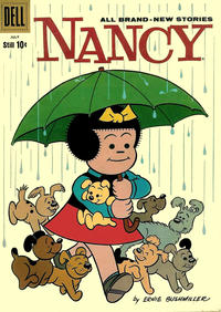 Cover Thumbnail for Nancy (Dell, 1957 series) #168