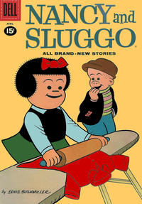 Cover Thumbnail for Nancy and Sluggo (Dell, 1960 series) #181