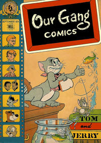 Cover Thumbnail for Our Gang Comics (Dell, 1942 series) #38