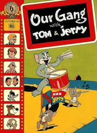 Cover Thumbnail for Our Gang Comics (Dell, 1942 series) #39