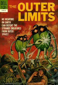 Cover Thumbnail for The Outer Limits (Dell, 1964 series) #1
