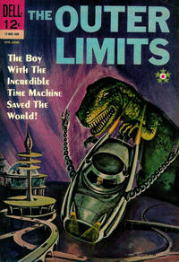 Cover Thumbnail for The Outer Limits (Dell, 1964 series) #2