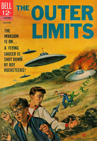 Cover Thumbnail for The Outer Limits (Dell, 1964 series) #5