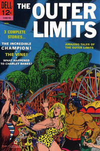 Cover Thumbnail for The Outer Limits (Dell, 1964 series) #12