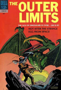 Cover Thumbnail for The Outer Limits (Dell, 1964 series) #14
