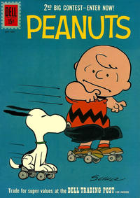Cover Thumbnail for Peanuts (Dell, 1960 series) #11
