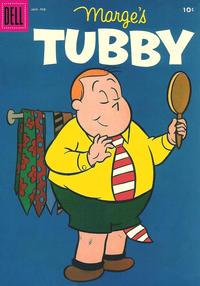 Cover Thumbnail for Marge's Tubby (Dell, 1953 series) #20