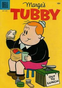 Cover Thumbnail for Marge's Tubby (Dell, 1953 series) #24