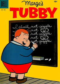 Cover Thumbnail for Marge's Tubby (Dell, 1953 series) #26