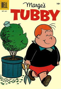 Cover Thumbnail for Marge's Tubby (Dell, 1953 series) #30