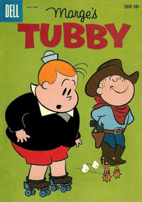 Cover Thumbnail for Marge's Tubby (Dell, 1953 series) #31