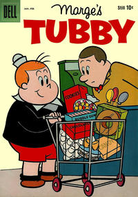 Cover Thumbnail for Marge's Tubby (Dell, 1953 series) #32