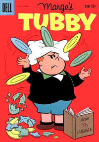 Cover Thumbnail for Marge's Tubby (Dell, 1953 series) #39