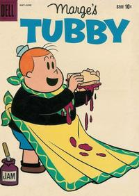Cover Thumbnail for Marge's Tubby (Dell, 1953 series) #40