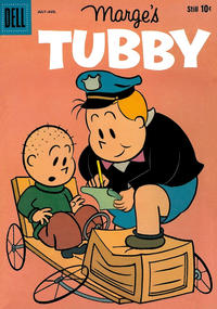 Cover for Marge's Tubby (Dell, 1953 series) #41