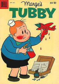 Cover Thumbnail for Marge's Tubby (Dell, 1953 series) #42