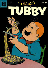 Cover Thumbnail for Marge's Tubby (Dell, 1953 series) #43