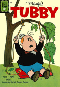 Cover Thumbnail for Marge's Tubby (Dell, 1953 series) #46