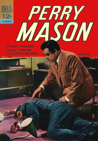 Cover Thumbnail for Perry Mason Mystery Magazine (Dell, 1964 series) #2
