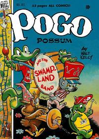Cover Thumbnail for Pogo Possum (Dell, 1949 series) #1