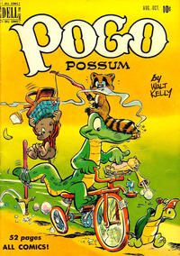 Cover Thumbnail for Pogo Possum (Dell, 1949 series) #3
