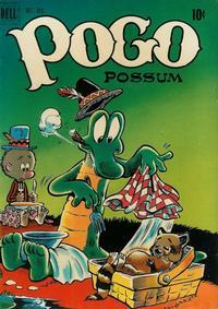 Cover Thumbnail for Pogo Possum (Dell, 1949 series) #7