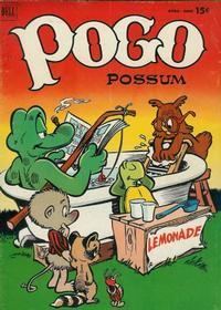 Cover Thumbnail for Pogo Possum (Dell, 1949 series) #9