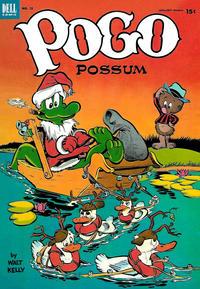 Cover Thumbnail for Pogo Possum (Dell, 1949 series) #11