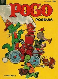 Cover Thumbnail for Pogo Possum (Dell, 1949 series) #13
