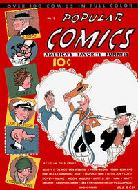 Cover Thumbnail for Popular Comics (Dell, 1936 series) #2