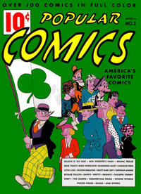 Cover Thumbnail for Popular Comics (Dell, 1936 series) #3