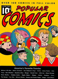 Cover Thumbnail for Popular Comics (Dell, 1936 series) #5