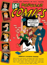 Cover Thumbnail for Popular Comics (Dell, 1936 series) #6