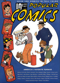 Cover Thumbnail for Popular Comics (Dell, 1936 series) #7