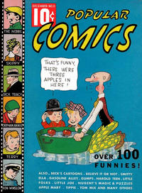 Cover Thumbnail for Popular Comics (Dell, 1936 series) #11