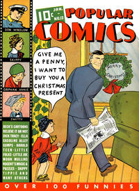 Cover Thumbnail for Popular Comics (Dell, 1936 series) #12