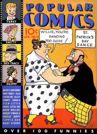Cover Thumbnail for Popular Comics (Dell, 1936 series) #15