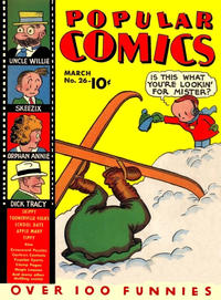 Cover Thumbnail for Popular Comics (Dell, 1936 series) #26