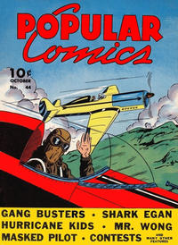 Cover Thumbnail for Popular Comics (Dell, 1936 series) #44