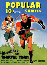 Cover Thumbnail for Popular Comics (Dell, 1936 series) #47