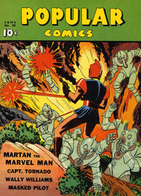 Cover Thumbnail for Popular Comics (Dell, 1936 series) #52