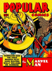 Cover Thumbnail for Popular Comics (Dell, 1936 series) #58