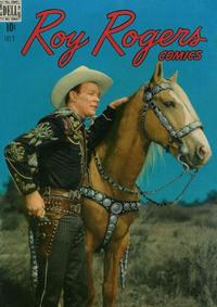 Cover Thumbnail for Roy Rogers Comics (Dell, 1948 series) #7