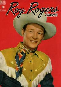 Cover Thumbnail for Roy Rogers Comics (Dell, 1948 series) #10