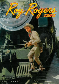 Cover Thumbnail for Roy Rogers Comics (Dell, 1948 series) #11