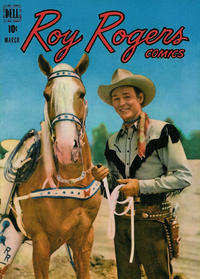 Cover Thumbnail for Roy Rogers Comics (Dell, 1948 series) #15